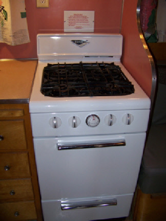 Of history cookers range